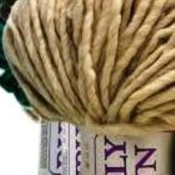 Burly Spun 100% Wool Single Ply Super Bulky Wt Yarn