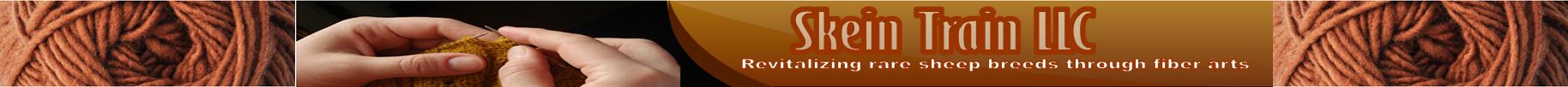 Skein Train Trailer Banner